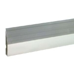 Trapezoid featheredge, aluminium