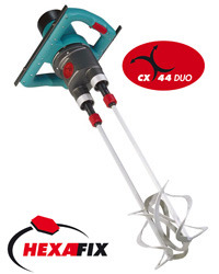 COLLOMIX CX 44 Set DUO mit MKD140 HF