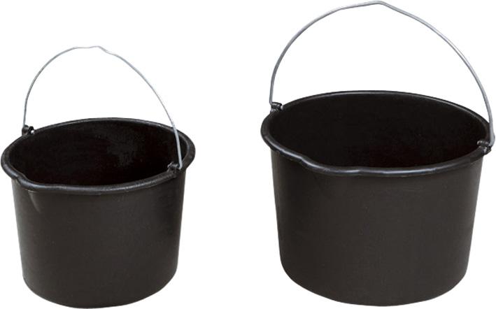 baueimer 12 liter bautec online f r profis. Black Bedroom Furniture Sets. Home Design Ideas