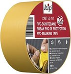 KIP 218 Embossed PVC masking tape Mini P.U.