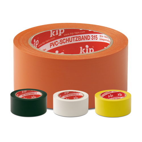 KIP 315 Ruban PVC de protection lisse