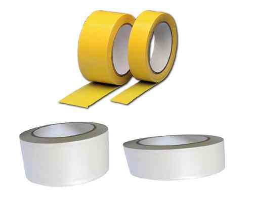 Embossed PVC masking tape ECO