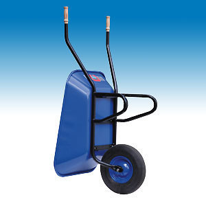 Wheelbarrow Fagro F85 blue