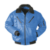 NORWAY pilot-jacket TRONDHEIM royal blue