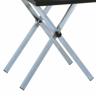 Folding stand for water tray