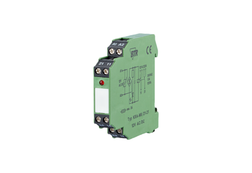 Contact relay STR 2W UC 12V AC/DC [PFT 20462010]