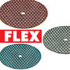 FLEX DP DRY Ø 225 Diamond sanding pad