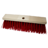 Road broom ECO red Elaston 1,0 mm