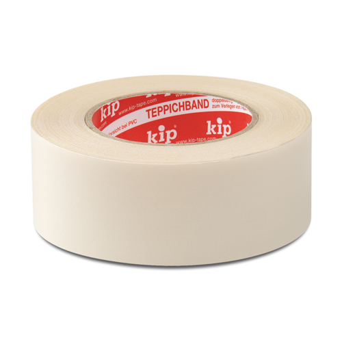 KIP 349 Fabric carpet tape PREMIUM PLUS