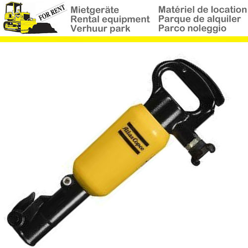 Rent a jackhammer up to 12 kg ATLAS TEX 10