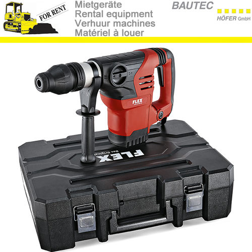 Rent a rotary hammer drill CHE 5-40 SDS-max