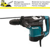 Rent an electric hammer drill 11.5 kg