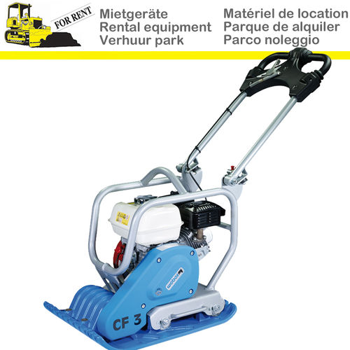 Rent Vibratory plate approx. >90 kg