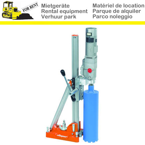 Rent core drill without stand