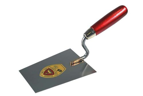 Tyrolean stucco trowel stainless
