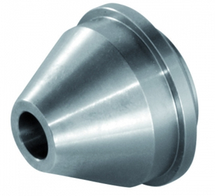 Nozzle, stainless steel, SWING