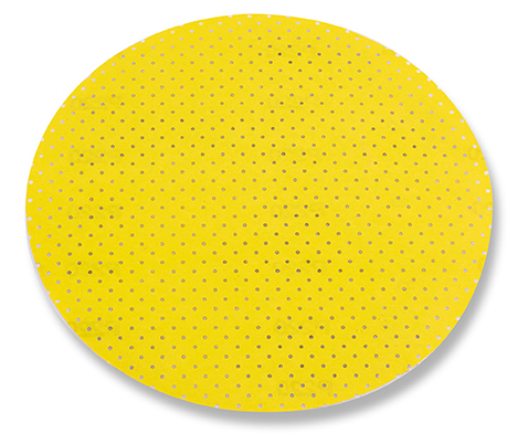 Velcro sanding paper (perforated) D225