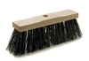 road broom black PVC 40 cm