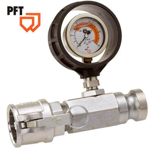 Mortar pressure gauge 35 mm cpl.