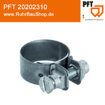 Hose clip 35 with screw [PFT 20202310]