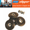Conveyor cart wheels (set of 4 pieces)