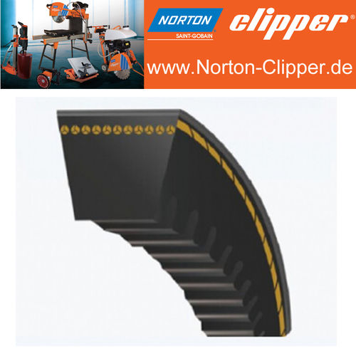 Drive belt CLIPPER Junior JCW