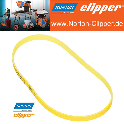 Flat belt CLIPPER COMPACT