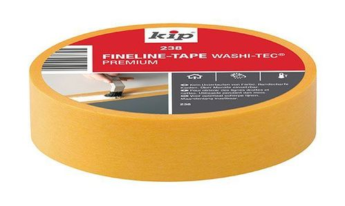 KIP 238 FineLine-tape WASHI-TEC® Premium