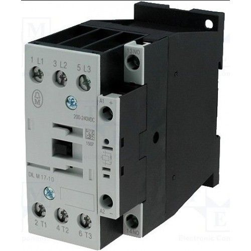 Contactor DIL M 17-10 42 V