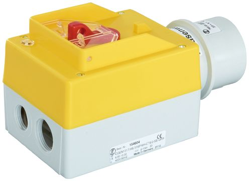 On-off switch with phase inverter 6.5-10A