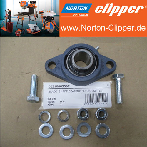 Blade shaft bearing JUMBO 651