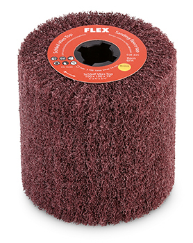 Sanding  Fleece top wheel