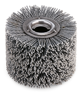 Nylon brush, 100 Ø x 70