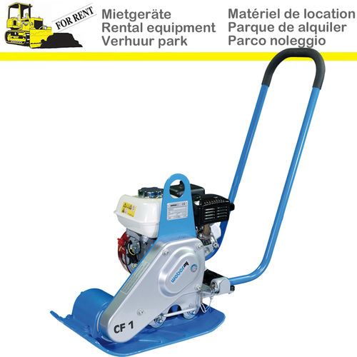 Rent Vibratory plate approx. < 75 kg