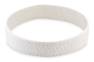 Fleece felt polishing belt, 618 x 40 [FLEX 255.003]