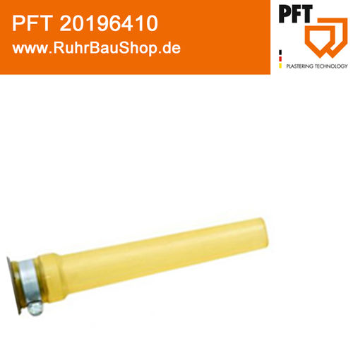 Nozzle pipe 15 mm spraying gun for concrete