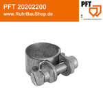 Hose clip 17-12 with screw [PFT 20202200]